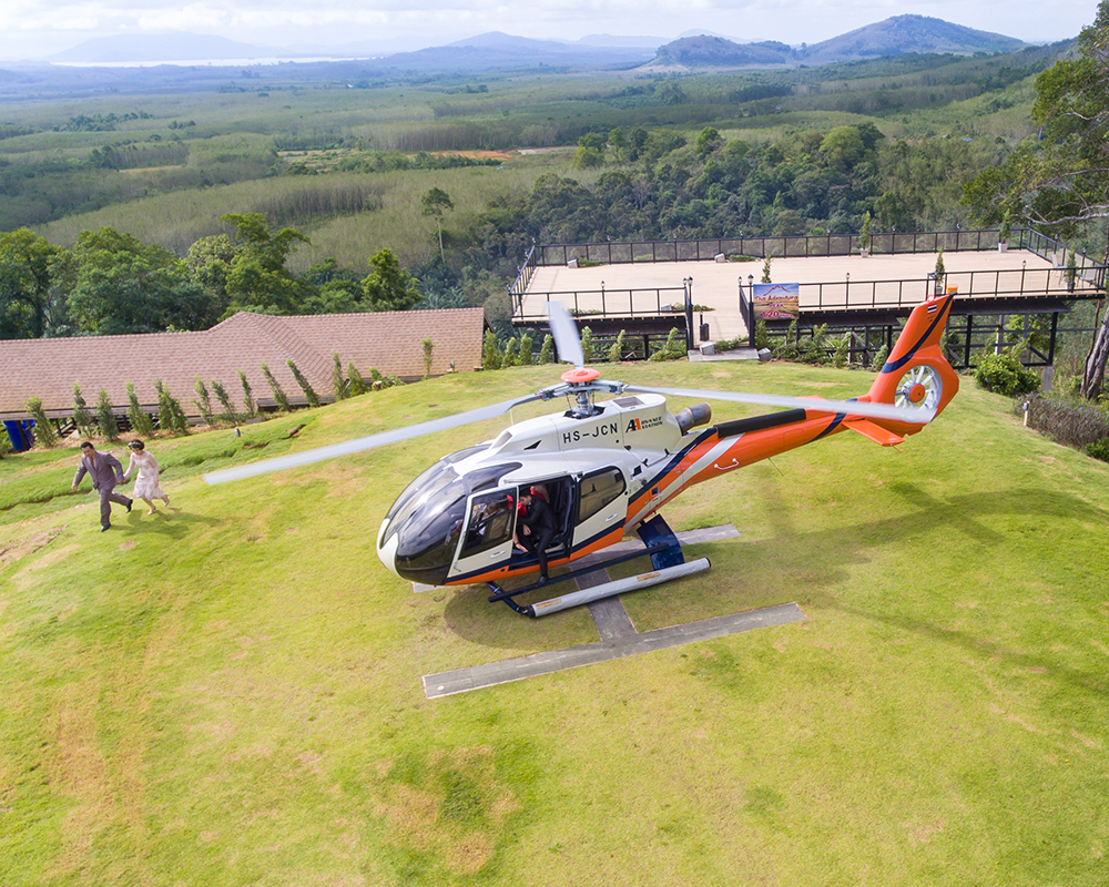 Images of Helicopter charter in Phuket