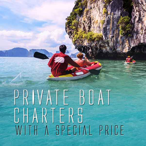 Private and group boat-trip to James Bond Island and Phang-Nga Bay